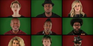Paul McCartney, Matthew McConaughey i Reese Witherspoon na Święta