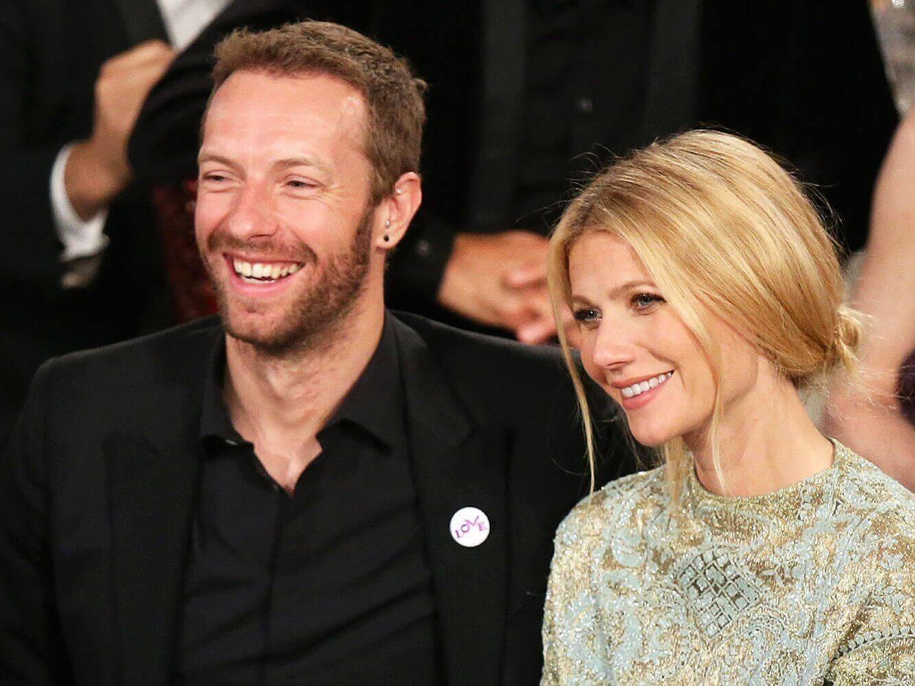 Chris Martin z Coldplay i Gwyneth Paltrow razem na wakacjach (ZDJĘCIA)