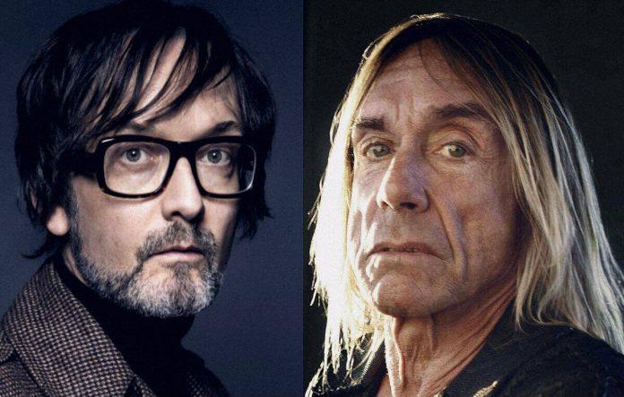 Iggy Pop i Jarvis Cocker śpiewają w