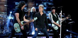Bon Jovi i Dire Straits w Rock and Roll Hall of Fame