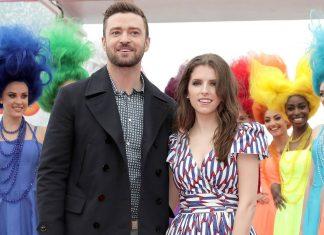 Anna Kendrick i Justin Timberlake trollami w 2020