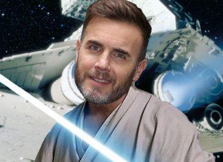 """Gary Barlow żołnierzem Ruchu Oporu w """"Ostatnim Jedi"""""""