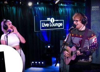 Ed Sheeran śpiewa z Anne-Marie świąteczny klasyk! (WIDEO)