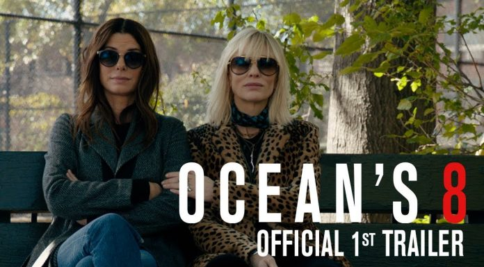 Sarah Paulson Ocean's 8: Sandra Bullock, Cate Blanchett szykują skok, Rihanna i Sarah Paulson pomagają