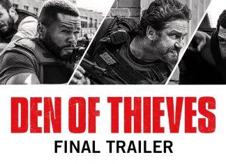 "50 Cent i Gerard Butler po dwóch stronach barykady w ""Den of Thieves"""