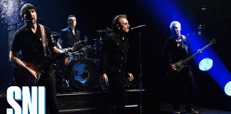 U2 Saturday Night Live