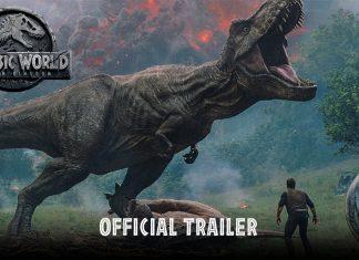 Jurassic World: Upadłe królestwo - Zobacz zwiastun!