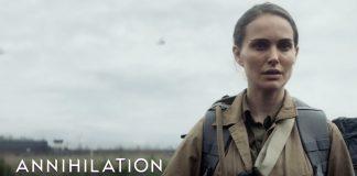 Anihilacja: Natalie Portman wyrusza do strefy X (WIDEO)