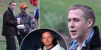 Ryan Gosling First Man: Zobacz Ryana Goslinga jako Neila Armstronga