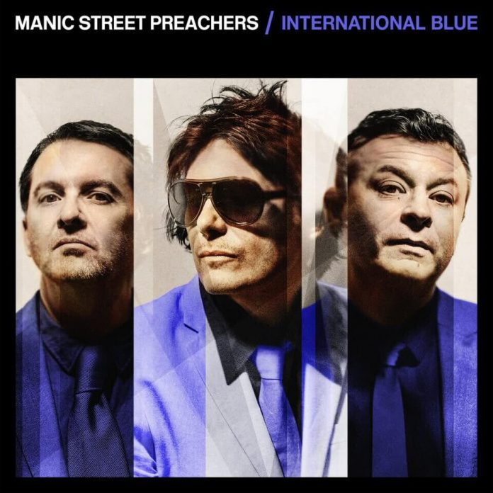 Nowa piosenka Manic Street Preachers - International Blue