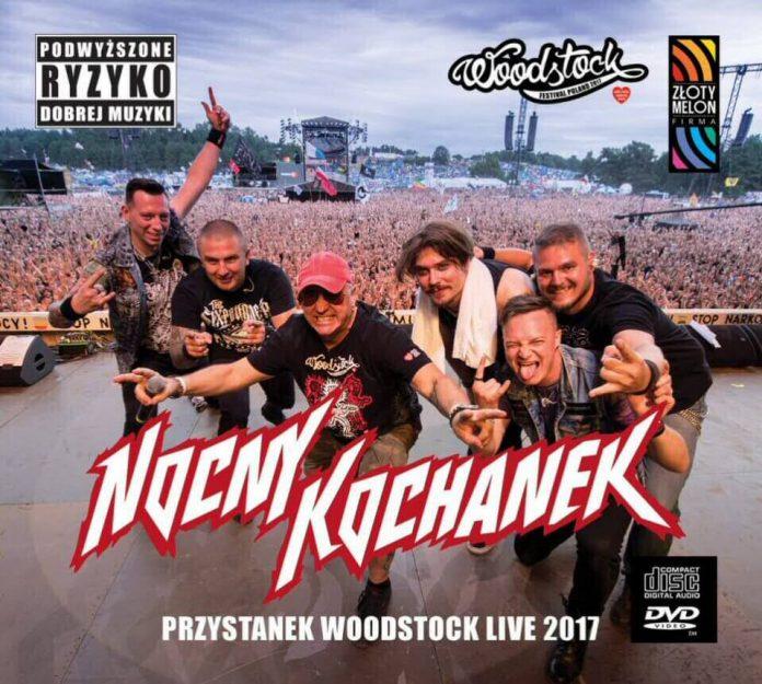 Przystanek Woodstock 2017 - Nocny Kochanek: Wygraj album