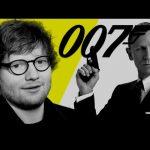 Ed Sheeran napisał piosenkę dla nowego Jamesa Bonda