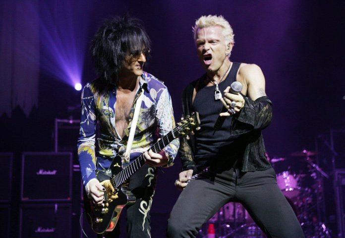 Billy Idol gwiazdą festiwalu Legend Rocka