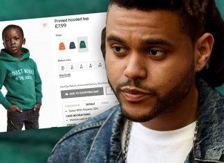 """The Weeknd: """"Jestem zaszokowany i zażenowany tym zdjęciem"""""""