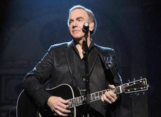 Neil Diamond poważnie chory! Koniec koncertów