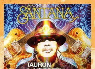 Santana gwiazdą Tauron Life Festival Oświęcim 2018