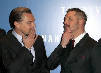 Tom Hardy przegrał zakład z Leonardo DiCaprio i zrobił sobie tatuaż