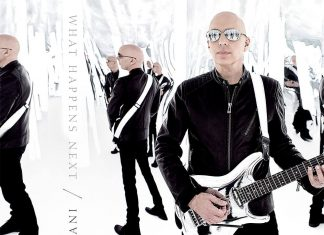 Joe Satriani zapowiada nowy album What Happens Next