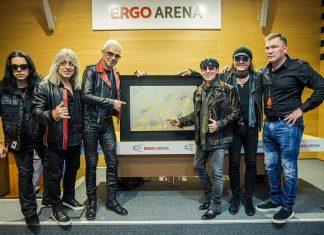 Scorpions na Wielkiej Orkiestrze Świątecznej Pomocy. Oni mają wielkie serce!