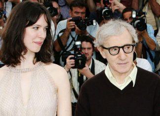 Rebecca Hall daje pieniądze z filmu Woody'ego Allena na Time's Up