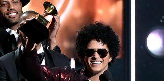Bruno Mars, Kendrick Lamar i Ed Sheeran wśród laureatów Grammy 2018!