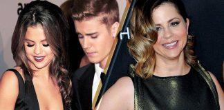 Selena Gomez nie rozmawia z mamą o Justinie Bieberze