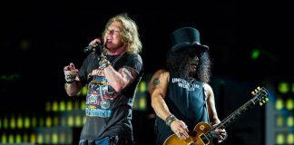 Guns N' Roses Guns N' Roses parking