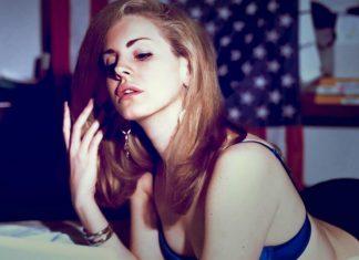 Lana Del Rey jako Blue Madonna!