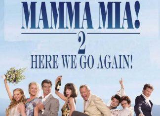 Mamma Mia! Here We Go Again: Nowy zwiastun, Cher i ABBA