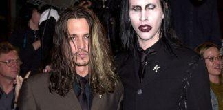 Johnny Depp dołączy do zespołu Marilyn Manson?