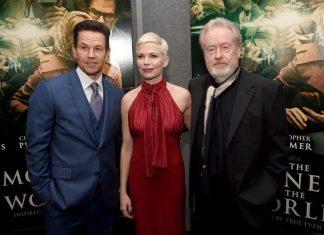 Mark Wahlberg przekazał 1,5 mln $ na... Michelle Williams komentuje!