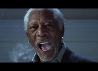 Super Bowl Morgan Freeman