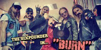 The Sixpounder w nowej komedii Gotowi na wszystko. Exterminator