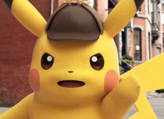 Detective Pikachu Bill Nighy