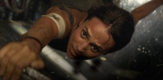 Tomb Raider Lara Croft Alicia Vikander