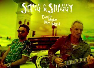 """Shaggy i Sting śpiewają """"Don't Make Me Wait"""""""