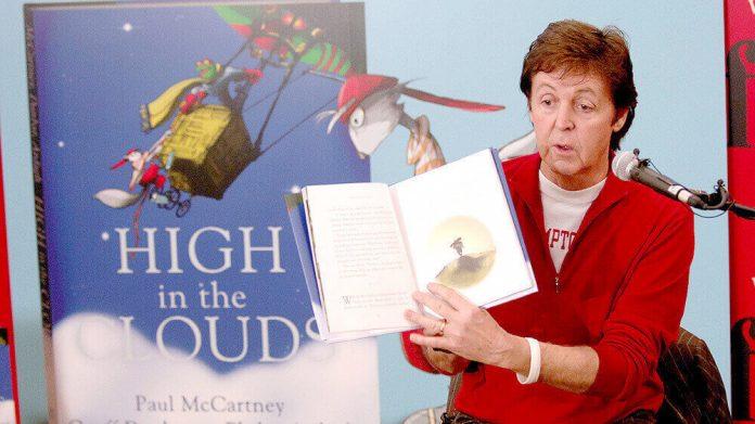 Paul McCartney: Adaptacja książki High in the Clouds wkrótce w kinach?