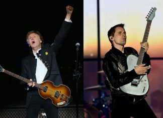 Paul McCartney i Muse grają The Beatles (WIDEO)