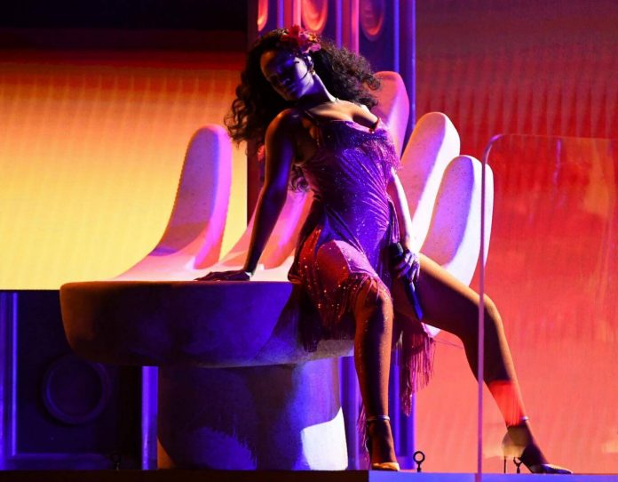 Rihanna jest w ciąży? Chris Brown: