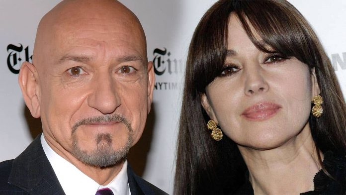 Spider in the Web Ben Kingsley i Monica Bellucci w szpiegowskim thrillerze