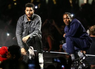 Kendrick Lamar i The Weeknd z piosenką do filmu Czarna Pantera