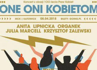 Julia Marcell, Anita Lipnicka, Ørganek i Krzysztof Zalewski razem!