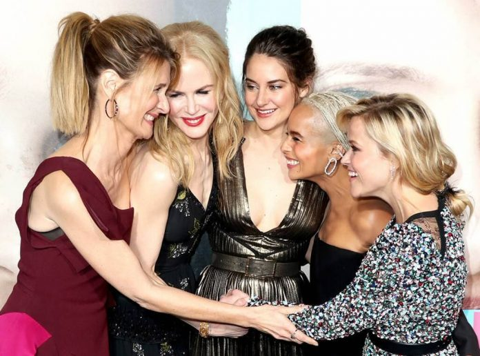 Wielkie kłamstewka: Shailene Woodley, Laura Dern i Zoe Kravitz znów razem!