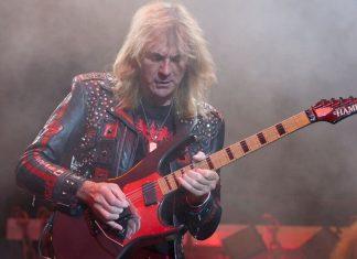 Glenn Tipton znany z metalowej formacji Judas Priest wyznał, że cierpi na Parkinsona.