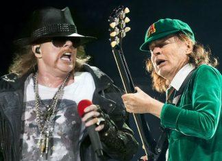 AC/DC i Axl Rose kontynuują razem i zapowiadają nowy album!
