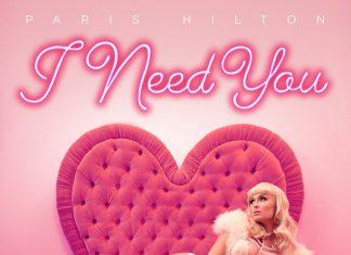 Zmysłowa piosenka Paris Hilton