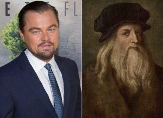 Leonardo Da Vinci i Leonardo DiCaprio znaleźli scenarzystę