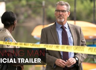 Pierce Brosnan Spinning Man