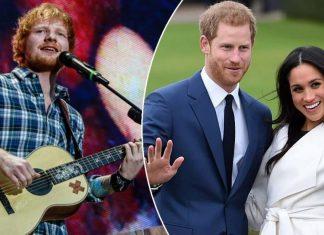 Czy Ed Sheeran zaśpiewa na ślubie Harry'ego i Meghan Markle?