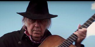 Neil Young jest kowbojem w serialu Netfliksa